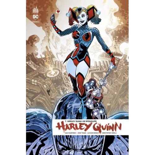 Harley Quinn Rebirth Tome 7 (VF)