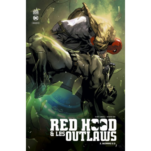 Red Hood & the Outlaws Tome 2 (VF)