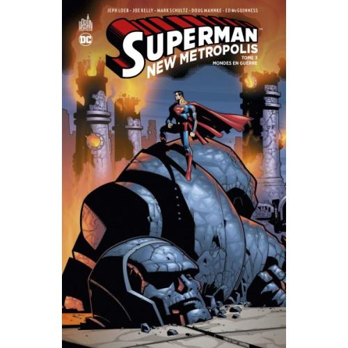 Superman - New Metropolis Tome 3 (VF)