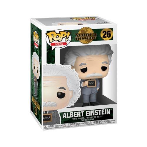 Funko Pop Albert Einstein 26