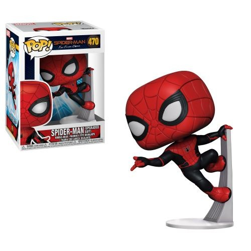 Funko Pop Marvel Spider-Man Far From Home Upgrade Suit 470