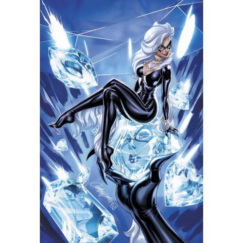 Black Cat 8 (VO) J. Scott Campbell Cover