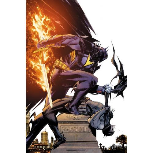 BATMAN: CURSE OF THE WHITE KNIGHT 8 (VO) SEAN MURPHY DC BLACK LABEL
