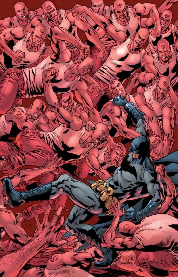 BATMANS GRAVE 6 (OF 12) (VO)