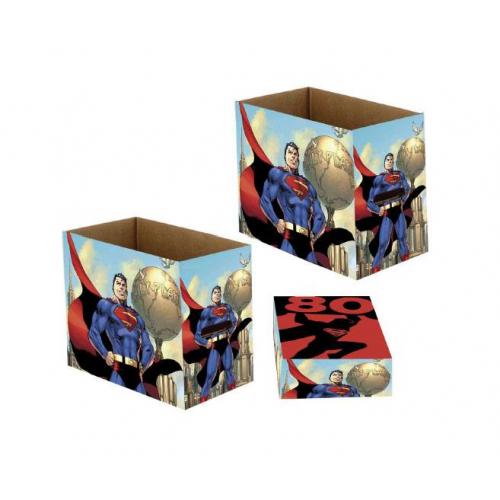 Short box superman