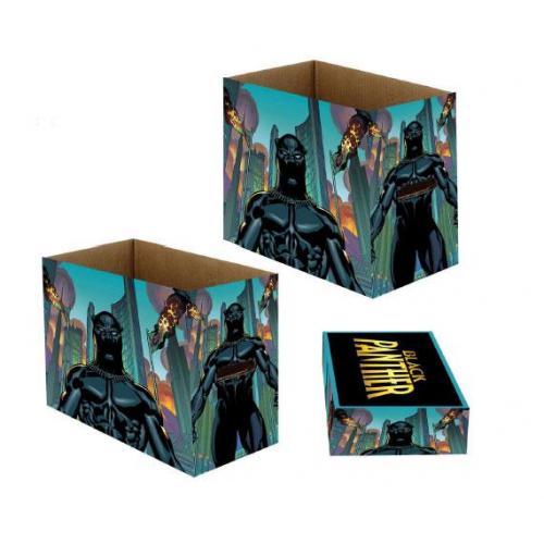 Short box Black Panther