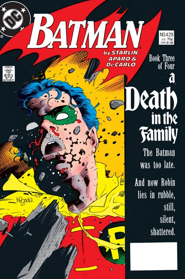 DOLLAR COMICS BATMAN 428 (VO)
