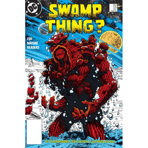 DOLLAR COMICS: SWAMP THING 57 (VO)