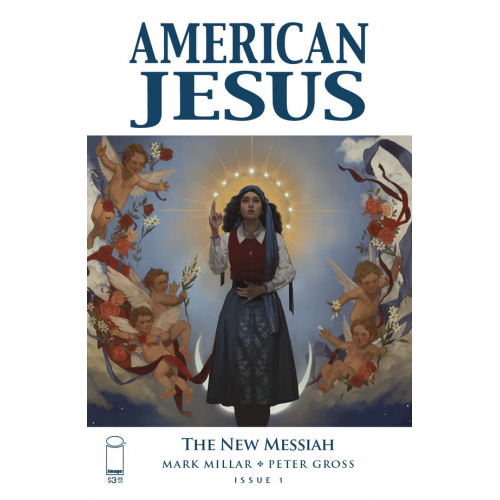 PROJECT X-MAS 1 AMERICAN JESUS NEW MESSIAH 1 CVR A MUIR (VO)