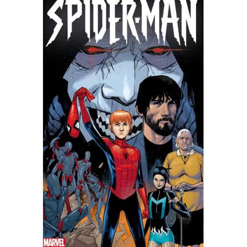 SPIDER-MAN 3 (OF 5) PICHELLI VAR (VO) J.J. ABRAMS