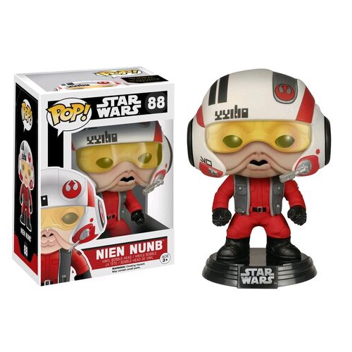 FUNKO POP Star Wars Nien Nunb Undergroud Toys Exclusive 88