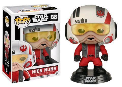 Star Wars Nien Nunb Undergroud Toys Exclusive