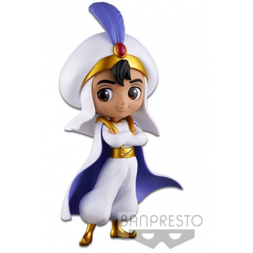 Qposket - Disney Characters -Aladdin Prince Style-