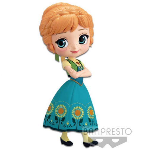 Qposket - Disney Characters - Anna Frozen Fever Design