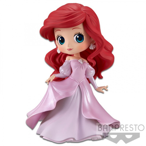 Qposket - Disney Characters - Ariel Princess Dress