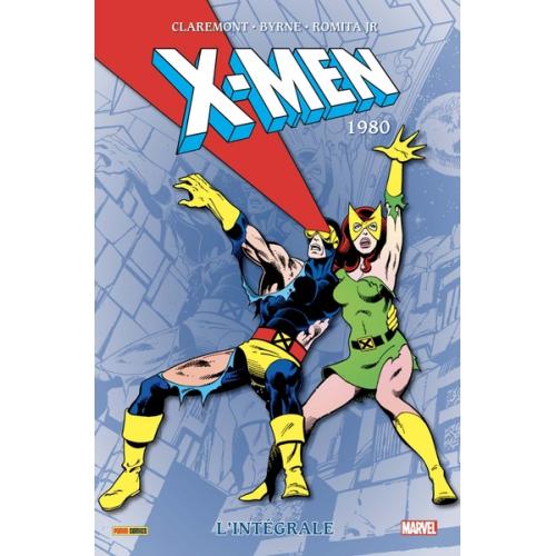 X-MEN : L'INTÉGRALE 1980 (NOUVELLE ÉDITION) (VF)