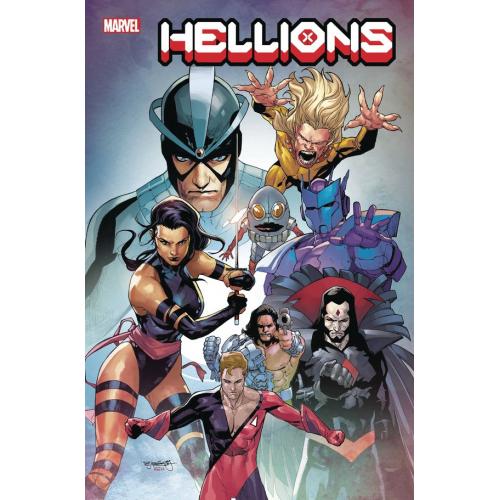 HELLIONS 1 (VO)