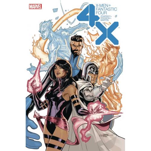X-MEN FANTASTIC FOUR 3 (OF 4) (VO)