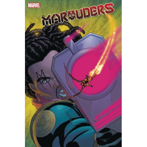 MARAUDERS 9 (VO)