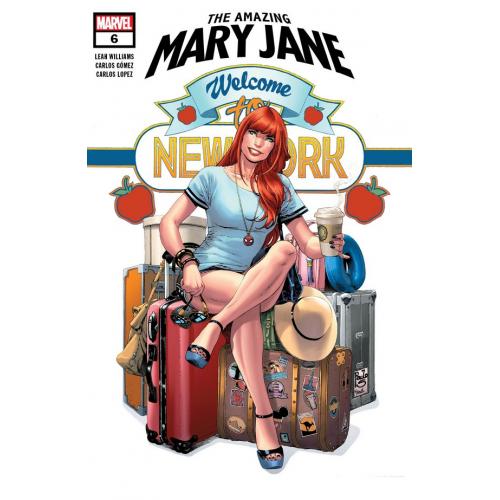 AMAZING MARY JANE 6 (VO)