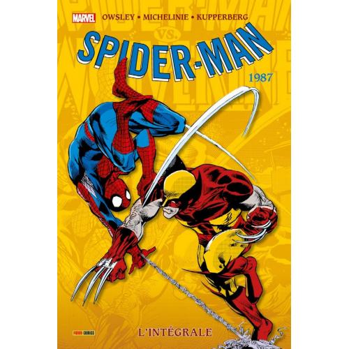 SPIDER-MAN : L'INTÉGRALE 1987 (VF)