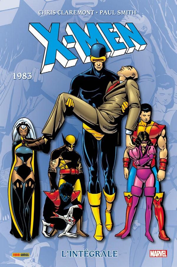 X-MEN : L'INTÉGRALE 1983 (NOUVELLE EDITION) (VF)