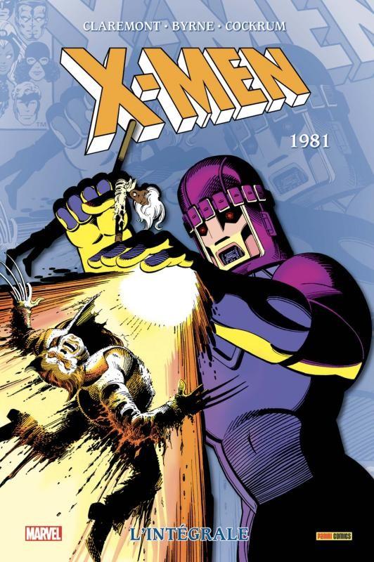X-MEN : L'INTÉGRALE 1981 (NOUVELLE ÉDITION) (VF)