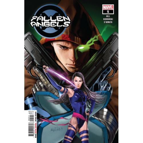 FALLEN ANGELS 5 (VO)