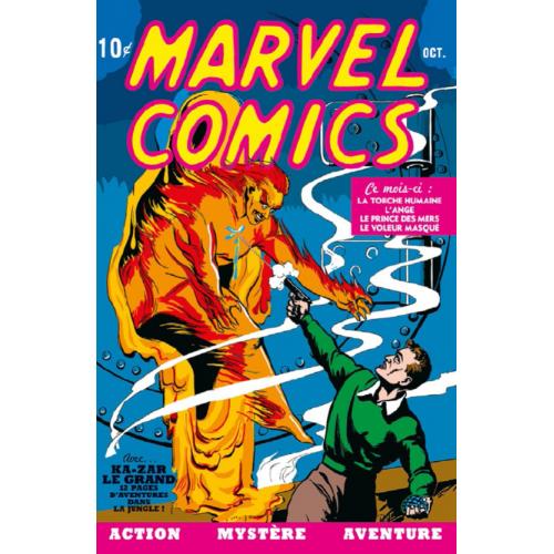 Marvel Comics 1 Replica Offert pour l'achat de 3 softcovers (VF)