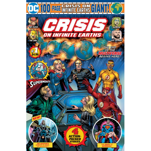 CRISIS ON INFINITE EARTHS GIANT 1 (VO)