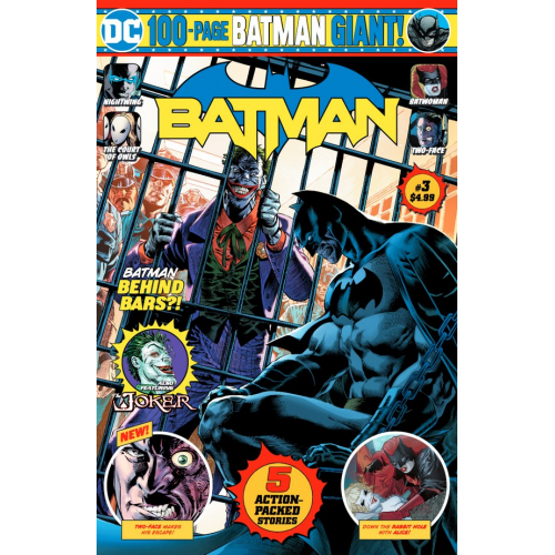 BATMAN GIANT 3 (VO)
