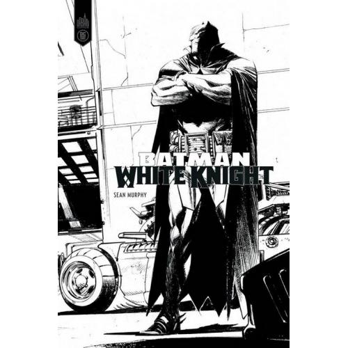 Batman White Knight - Noir et Blanc (VF)