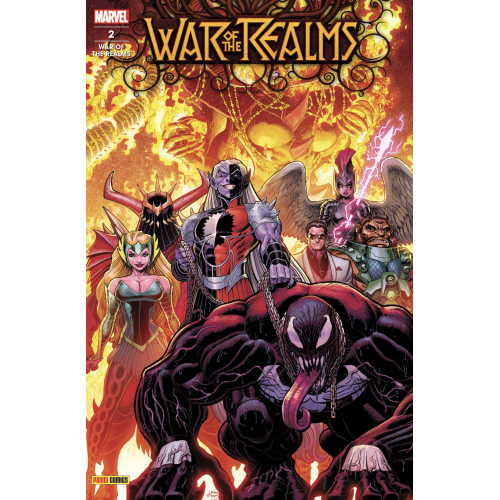 WAR OF THE REALMS 2 (VF)