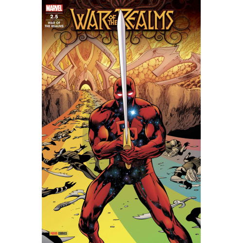 WAR OF THE REALMS : EXTRA 2 (VF)