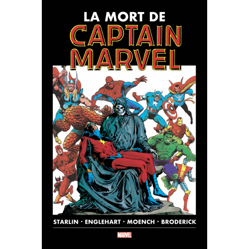 LA MORT DE CAPTAIN MARVEL (VF)