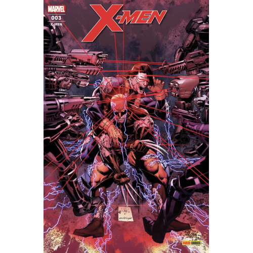 X-MEN 3 (VF)
