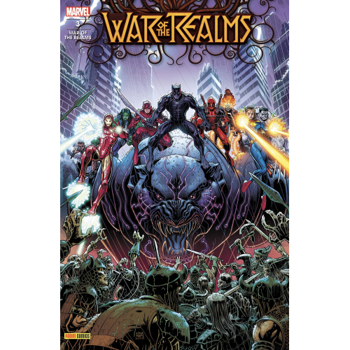WAR OF THE REALMS 3 (VF)