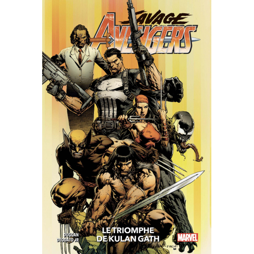 SAVAGE AVENGERS TOME 1 (VF)