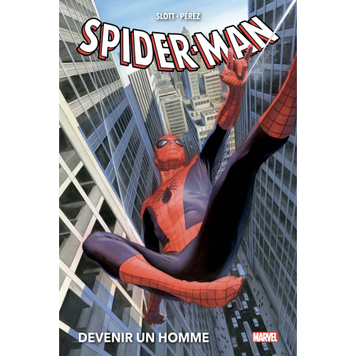 SPIDER-MAN : DEVENIR UN HOMME (VF)