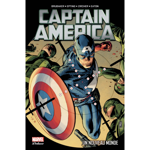 CAPTAIN AMERICA TOME 2 (VF)