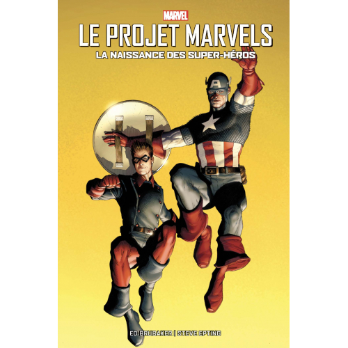 LE PROJET MARVELS (VF)
