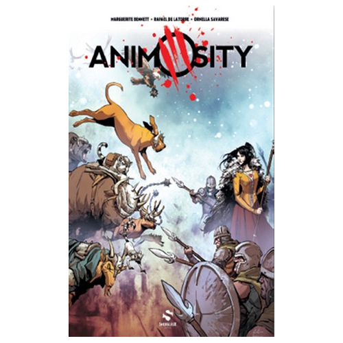 Animosity Tome 4 (VF)