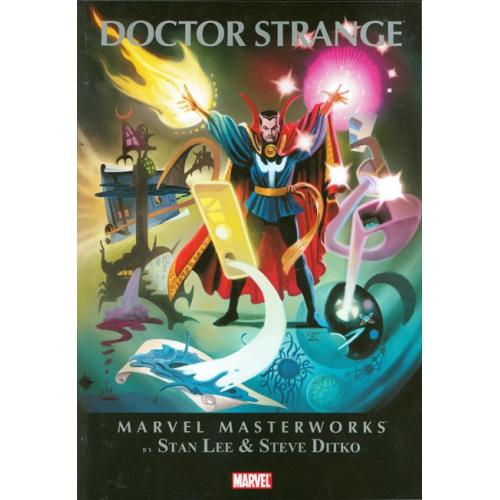 Marvel Masterworks Doctor Strange 1 (VO) occasion