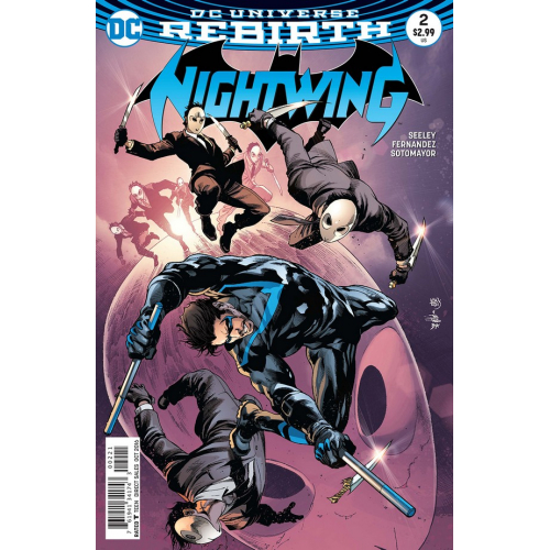 Nightwing 2 Variant (VO)