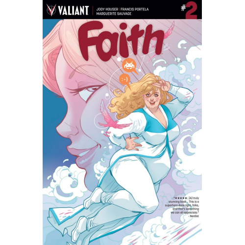 Faith 2 (Limited Series) Cover B (VO)