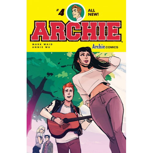 All New Archie 4 (VO)