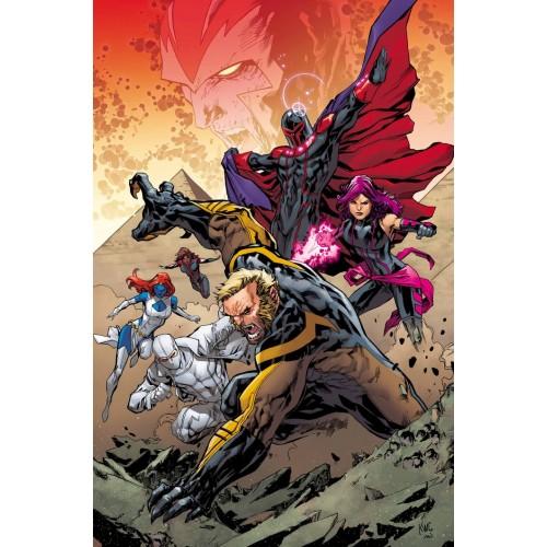 Uncanny X-Men 6 - APOCALYPSE WAR (VO)