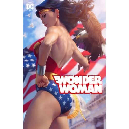 WONDER WOMAN 750 (VO) 2010s VARIANT JIM LEE