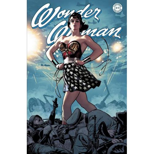 WONDER WOMAN 750 (VO) ADAM HUGHES VARIANT