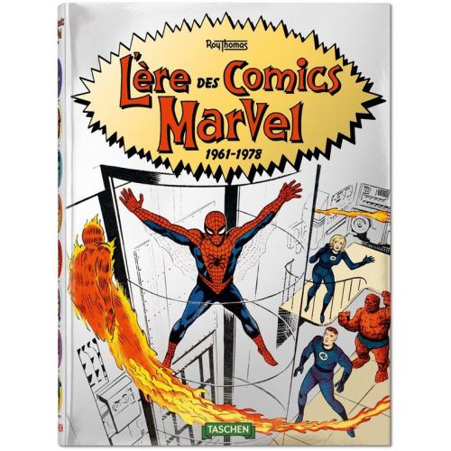 L'ère des comics Marvel 1961–1978 (VF) Occasion